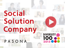 Social Solution Company PASONA